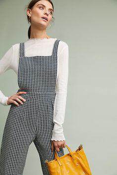 Slide View: 2: Spotted Jumpsuit
