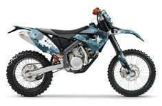 FE 390 Enduro bikes by Carefully Considered for Husaberg