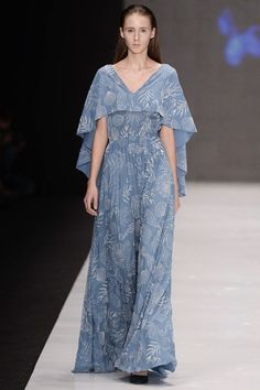 See the complete Ksenia Knyazeva Russia Spring 2017 collection.