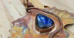 Druid's Forge  » Maple leaf pendant