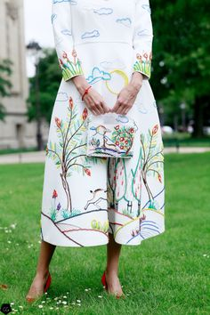 Street style by Claire Guillon - CGstreetstyle