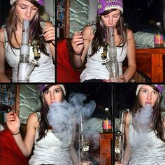 ♥ Welcome to The Marijuana Models™ ♥ We are a community of female Medical Marijuana users and we're here to spread awareness about the positive nature of medical marijuana and show the beauty of the women who use it. Girl Smoking, Smoking Weed, Medical Marijuana, Cannabis, Stoner Girl, Weeding, Guys And Girls, Community, Peace