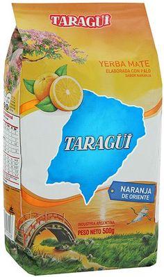 Taragui Oriental Orange Yerba Mate 500g