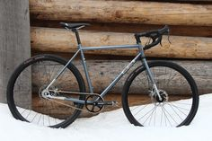 Nature Boy Disc | All-City Cycles - Lovely bike, even has the internals of the frame electroplated
