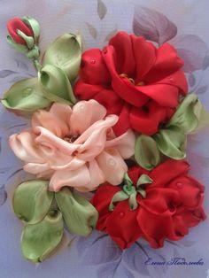 """Gallery.ru / Урок """"Розы"""" - Мои небольшие уроки - Lady-Elena"""