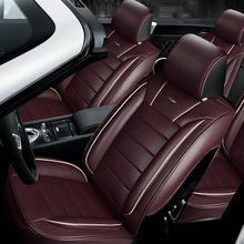 Assento de couro cobre para assentos de carro para peugeot 3008 308 307 208 508 para renault fluence para skoda superb para chevrolet captiva(China (Mainland))