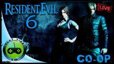 Resident Evil 6 Co-op - Часть 2 (18-00 МСК)