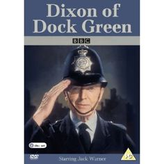 Dixon of Dock Green was a BBC television series about daily life at a London police station. The central character was a mature and sympathetic police constable, George Dixon, played by Jack Warner in all of the 432 episodes, from 1955 to Jack Warner, Vintage Television, My Childhood Memories, 1970s Childhood, Television Program, Old Tv Shows, Vintage Tv, My Youth, Teenage Years