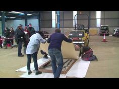Cork Printmakers Road Roller Print Event 2010 - Next size up and with a driver. S