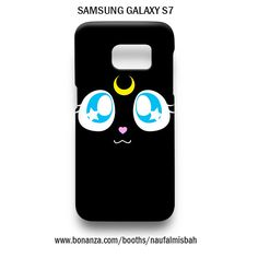 Luna Sailor Moon Samsung Galaxy Case Cover Wrap Around Galaxy S7, Samsung Galaxy, S7 Case, Wrap Around, The Ordinary, Sailor Moon, Phone Cases, Cover, Gadgets