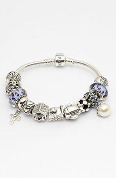 PANDORA Bracelet & Charms