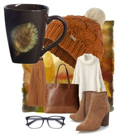"""Rivoli in October"" by aileen-red on Polyvore featuring Barbour, Martin Grant, SOREL and Nine West"