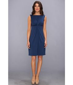 Tommy Bahama Tambour Boatneck Twist Dress