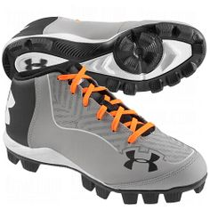 Under Armour Youth Ignite Mid RM CC Molded Cleats #UnderArmour #Youth #Kids #Baseball #Cleats #Gifts #BaseballSavings.com