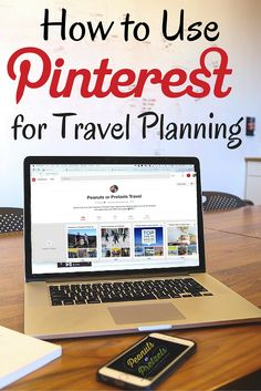 How to Use Pinterest for Travel Planning - Peanuts or Pretzels