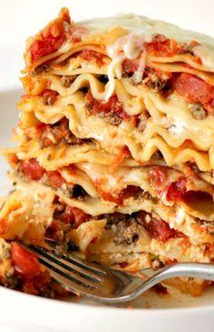 CopyCat Recipe - Carrabba's Lasagne