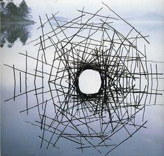 Abstract Sculpture, Wood Sculpture, Metal Sculptures, Bronze Sculpture, Land Art, Andy Goldsworthy Art, Ephemeral Art, Amy Pond, Angel Art