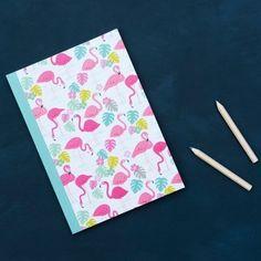 Flamingo Bay notebook