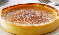 Pumpkin Crème Brûlée Tarts : Bake with Anna Olson : The Home Channel Cookbook Recipes, Chef Recipes, Wine Recipes, Sweet Recipes, Dessert Recipes, Anna Olson, Cold Desserts, Just Desserts, Italian Desserts