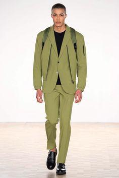 Hardy Amies - Spring 2016 Menswear