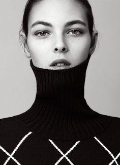 Publication: Philosophy Magazine Photography: Bojana Tatarska Makeup: Alice Ghendrih Hair: Paolo Ferreira Model: Vittoria Ceretti @ Elite Paris