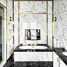 BEST INTERIOR DESIGN INSTAGRAMS: RYAN KORBAN_see more inspiring articles at http://delightfull.eu/blog/2016/06/20/best-interior-design-instagrams-ryan-korban/