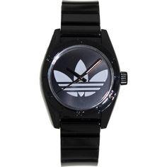 Adidas Women's Santiago ADH2776 Quartz Watch with White Dial