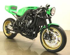 2012 Kawasaki Z1000 For Cafe Racer TV – Lossa Engineering