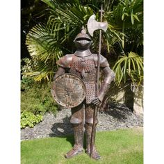 Buy Decorative Full Suit of Armor | Swanky Interiors