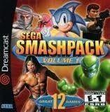 Complete Sega Smash Pack Volume 1 - Dreamcast Game