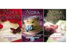 The Concannon Sisters trilogy by Nora Roberts
