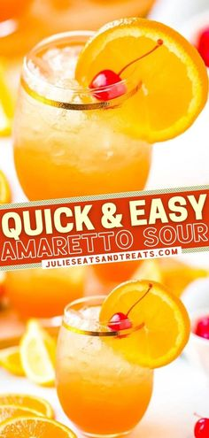 This classic cocktail is one of the best you will ever have! Amaretto Sour is sure to become your new favorite. A few ingredients are all you need to have this easy game day drink ready in under 5… More