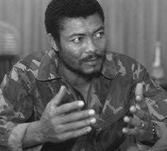 Jerry John Rawlings (1947 - ) is a former head of state and president of Ghana. Rawlings was in line with Kwame Nkrumah's ideology and established the 4th Ghanaian republic in 1992. He made Ghana's economy one of the most successful in Africa and provided political stability in the country.    To get more information about Jerry Rawlings :     1) https://www.youtube.com/watch?v=ikHpFgKJax8 (video documentary)  2) http://en.wikipedia.org/wiki/Jerry_Rawlings (Wikipedia)