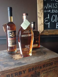 Father's Day whiskey tasting party