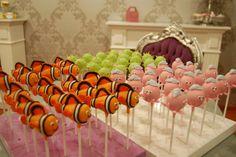 nemo cakepops
