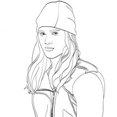 Jay Descendants 2 Coloring Page