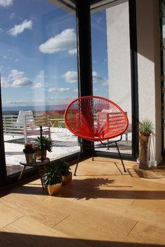 """petit coin """"soleil"""" dans la cuisine - Le Grand Raurac par petrouchka sur ForumConstruire.com"""