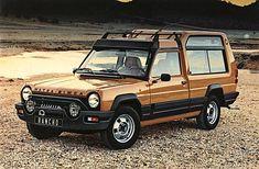 Forgotten Cars Part 2: Matra Simca Ranchero