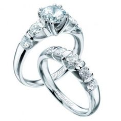 Verragio Platinum Classico 0183R Engagement Ring Wedding Day Diamonds