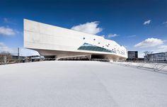 Zaha Hadid | Phaeno Science Center