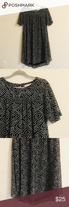 """LOFT Dress Adorable loft dress that is brand new. In excellent condition and from a smoke free home. Perfect for work or a nice occasion. Great for weddings, bridal showers, baby showers, etc. length 38"""", bust 36"""". LOFT Dresses"""