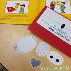 """Crazy Speech World: Activities for """"You Are A Social Detective…"""""""