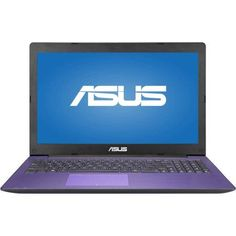 """Now available on our store: ASUS 15.6"""" X553SA...  Check it out here! http://www.widgetree.com/products/asus-15-6-x553sa-ws01-pr-laptop-purple-refurb-4gb-ram-500gb-hd-win-10-blemish?utm_campaign=social_autopilot&utm_source=pin&utm_medium=pin"""