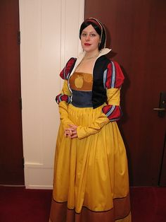 Snow White   Historically accurate