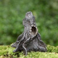 sale ~ 3Pcs dead wood / artificial moss / fairy garden terrarium / home decor / crafts / bonsai / bottle garden / miniatures DIY
