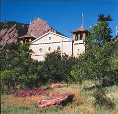 Colorado Chautauqua National Historic Landmark in Boulder, CO
