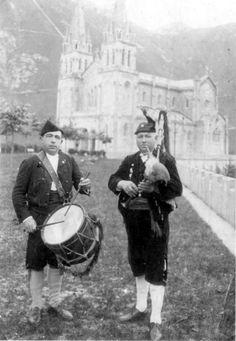 gaita asturiana y tambor.