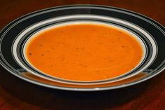 One Day At A Time - From My Kitchen To Yours: Creamy Basil Tomato Soup
