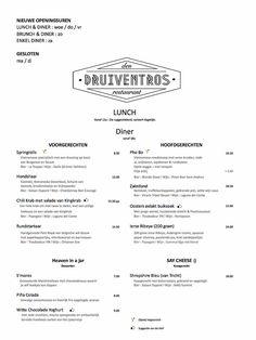 Den druiventros // Foodtruck kilimanjaro