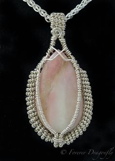 Pearl Necklace, Pendant Necklace, Pink Opal, Drop Earrings, Pearls, Jewelry, String Of Pearls, Jewlery, Beaded Necklace